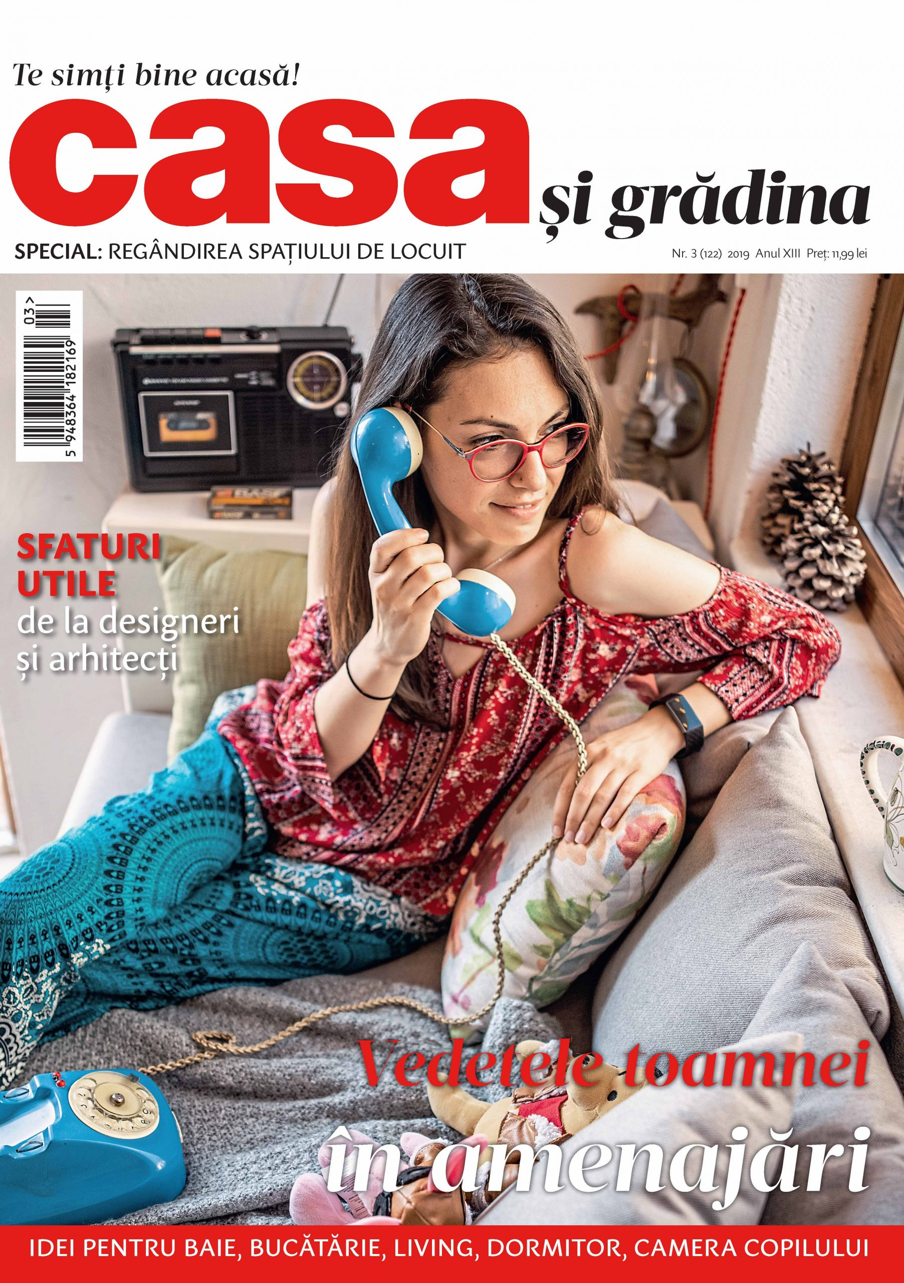 Casa si Gradina 03-2019