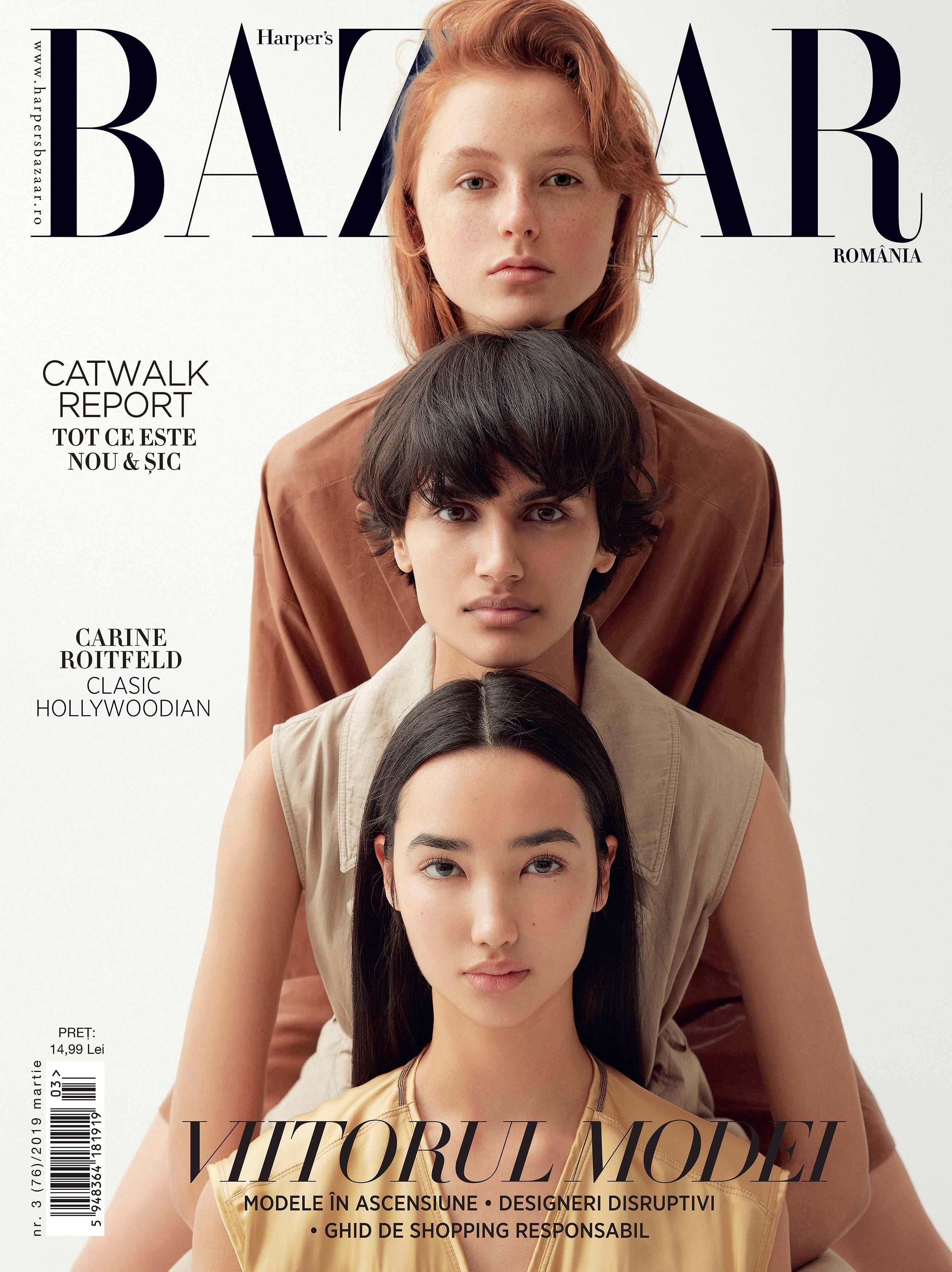 Harper's Bazaar 03-2019 var 2