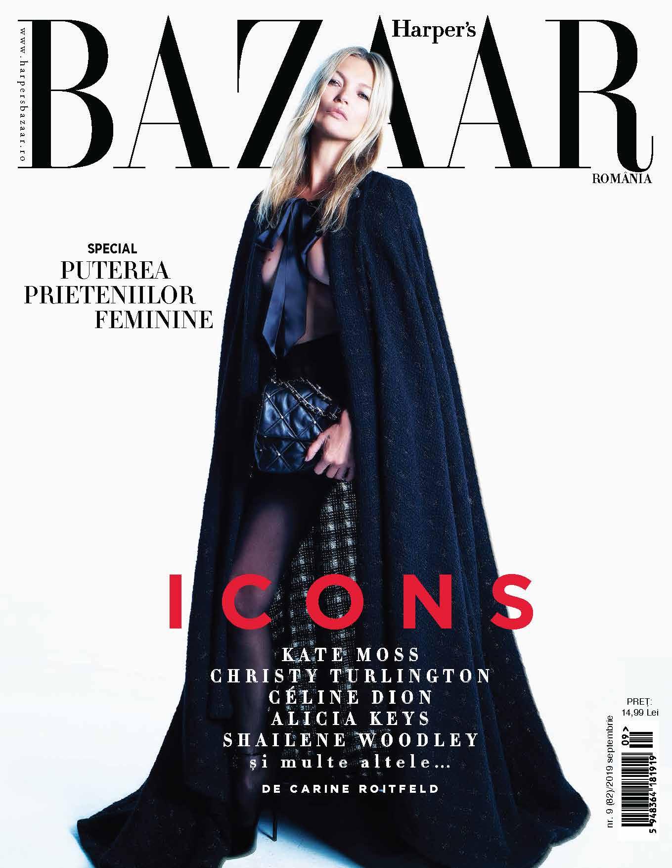 Harper's Bazaar 09-2019 vers 1
