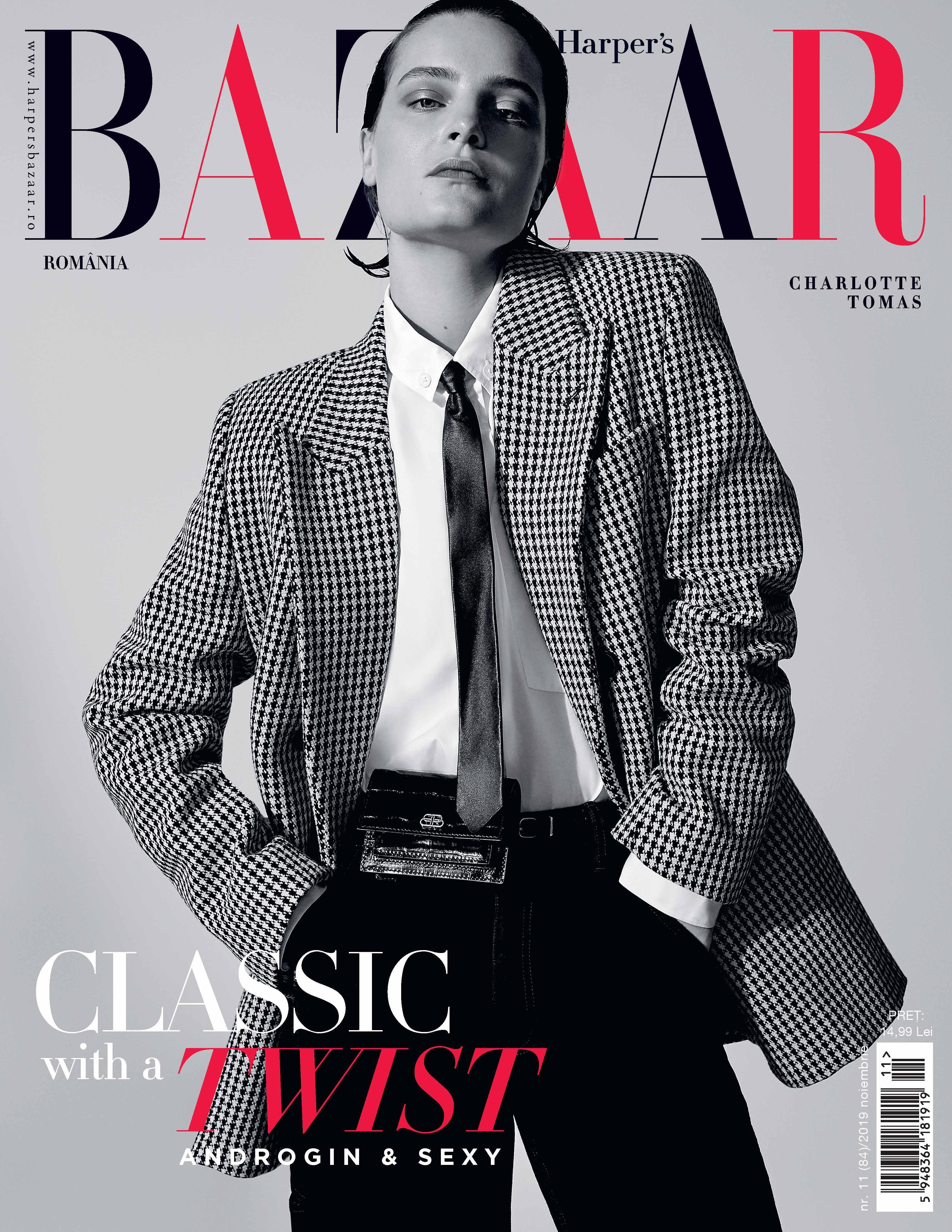 Harper's Bazaar 11-2019 vers 1