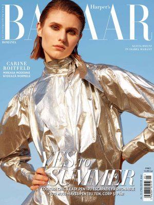 Harper's Bazaar mai 2019