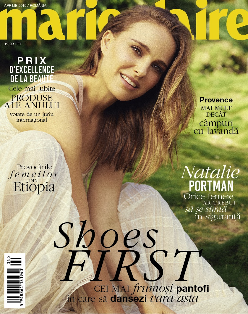 Marie Claire 04-2019