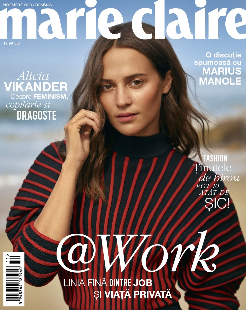 Marie Claire 11-2019