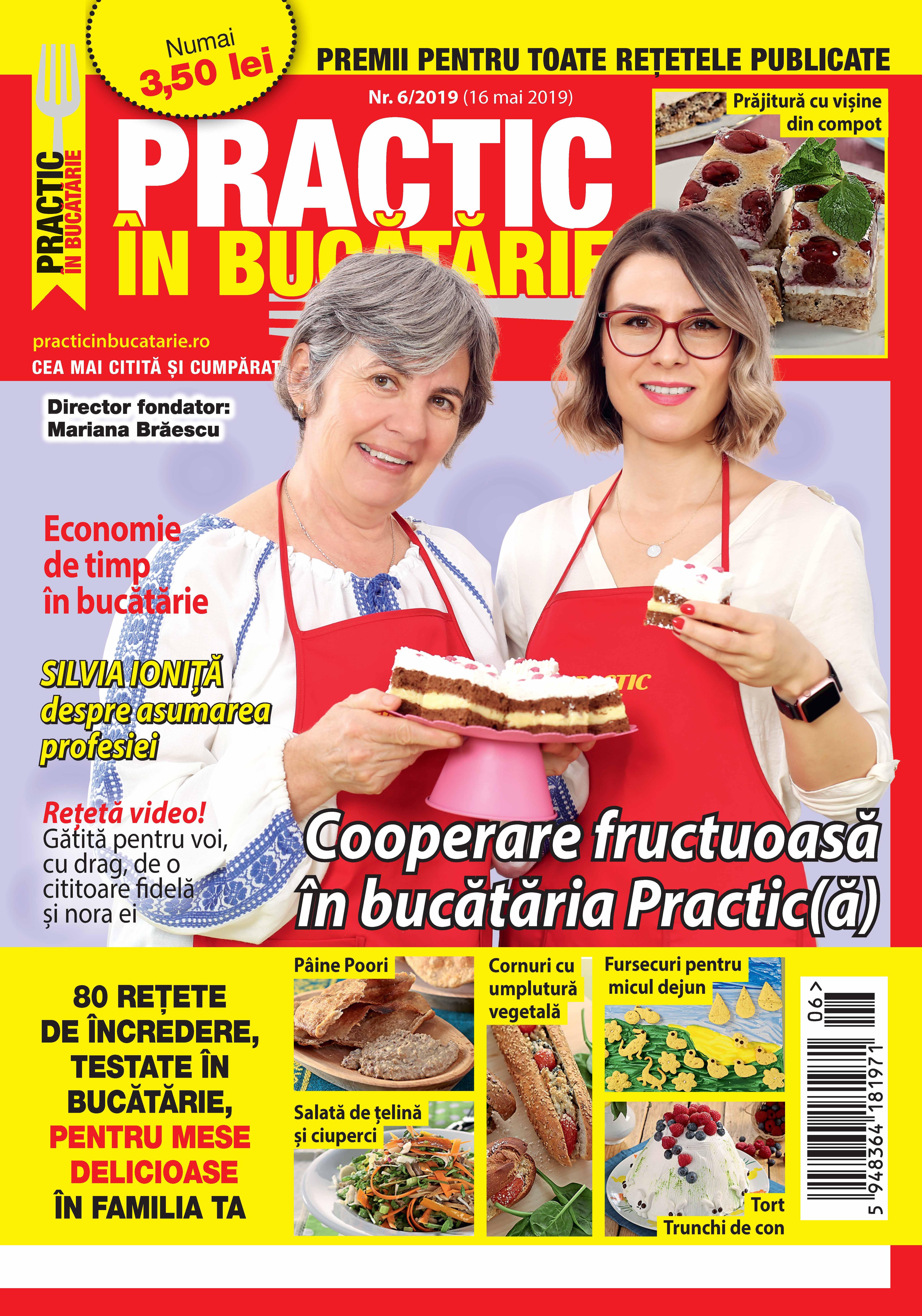 Practic in bucatarie 06-2019