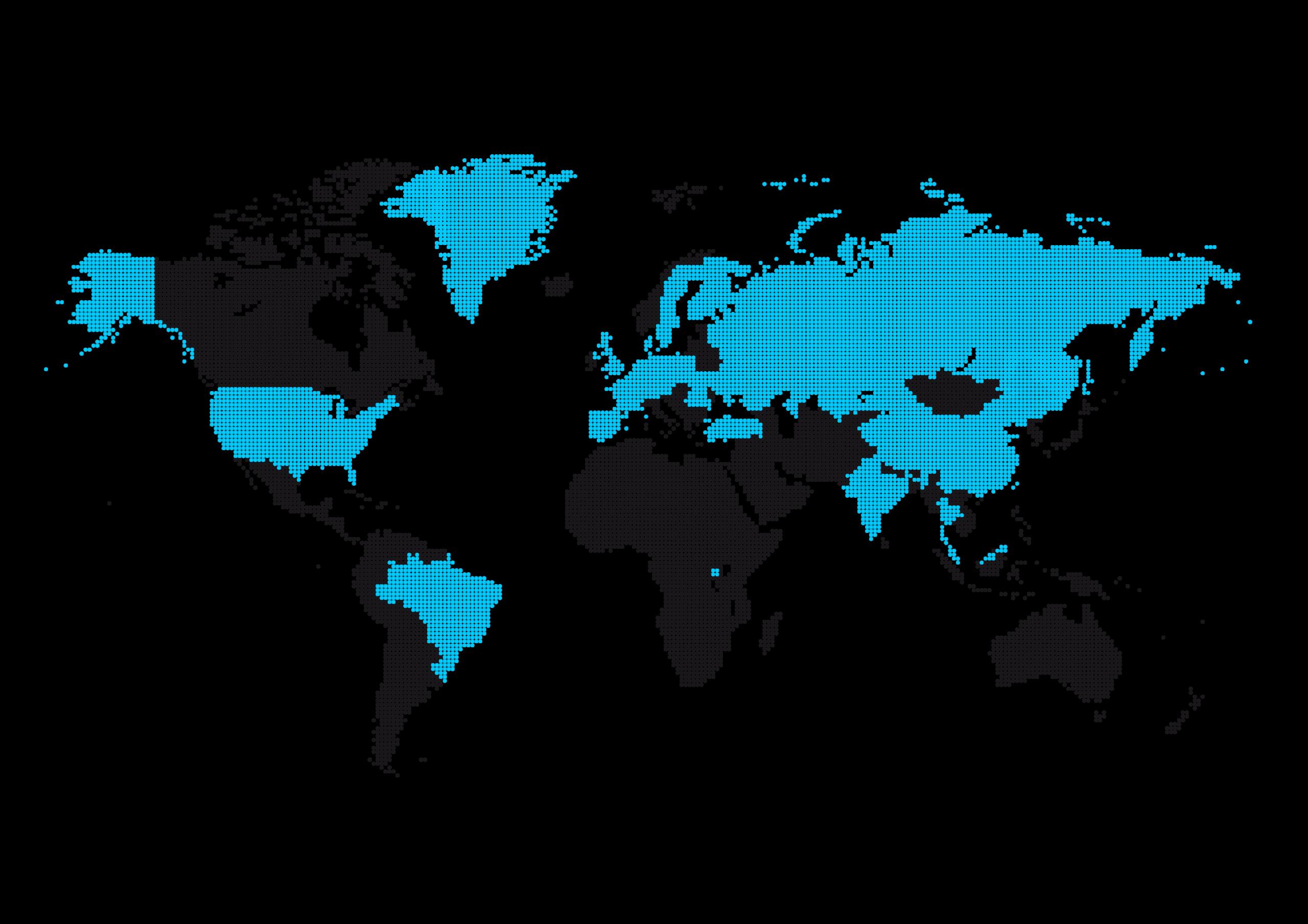 04_Weltkarte Punkte_blauer RGB