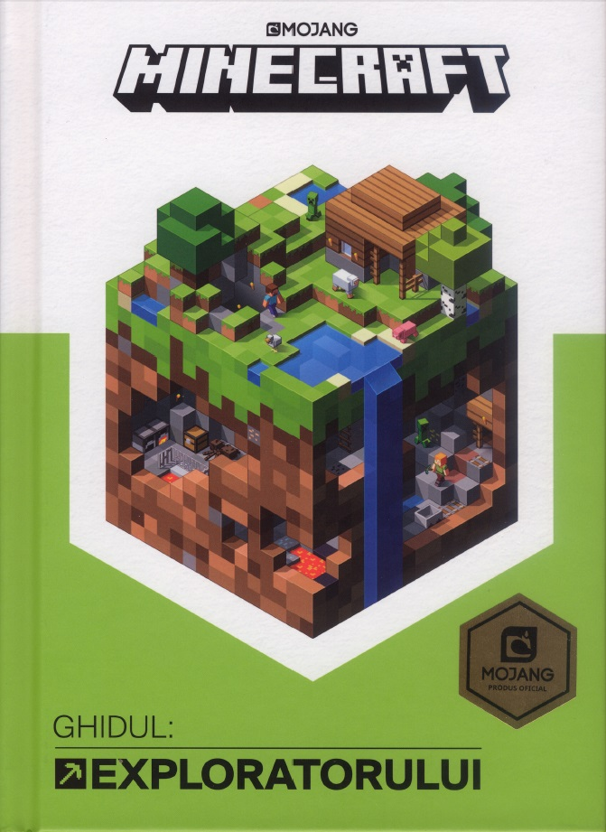 Minecraft Ghidul exploratorului