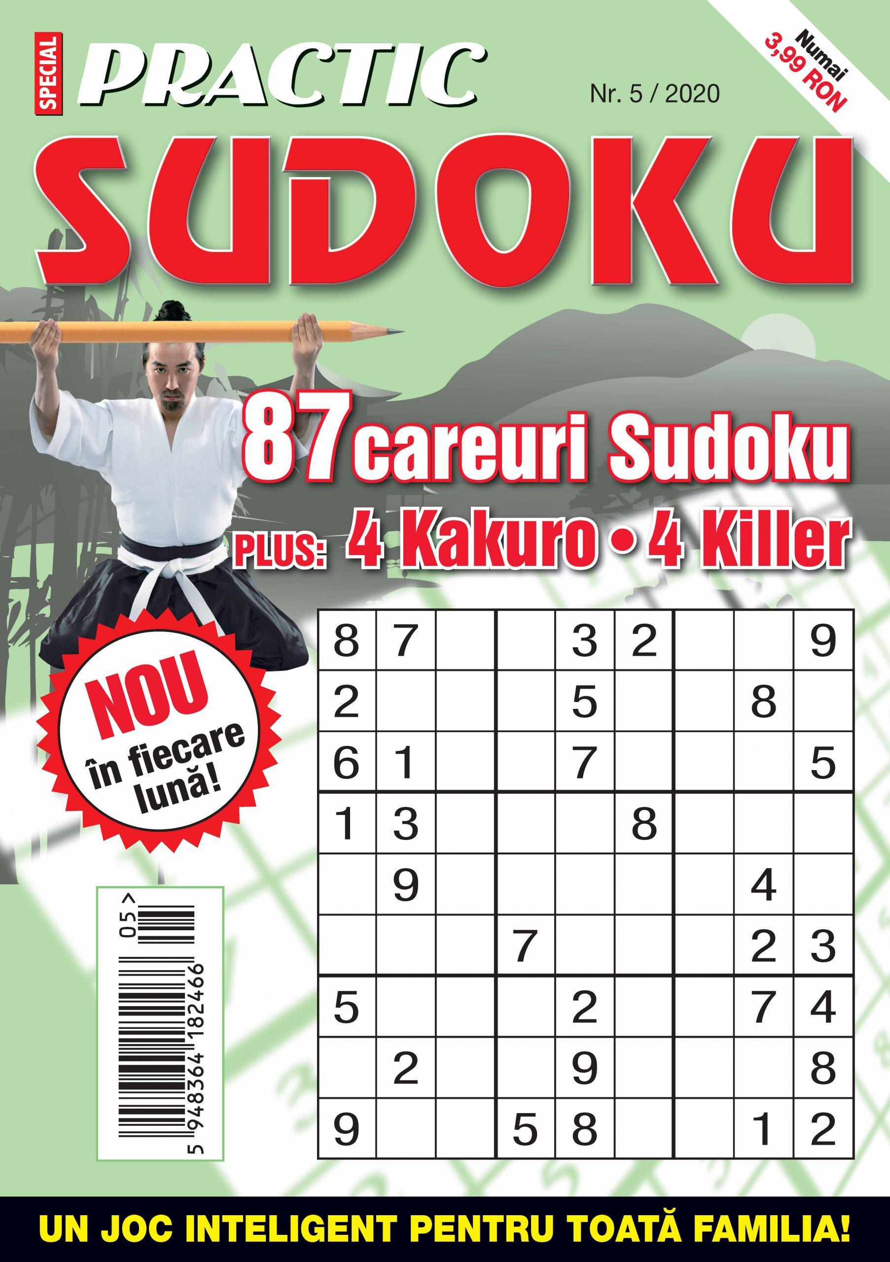 Practic Sudoku 5