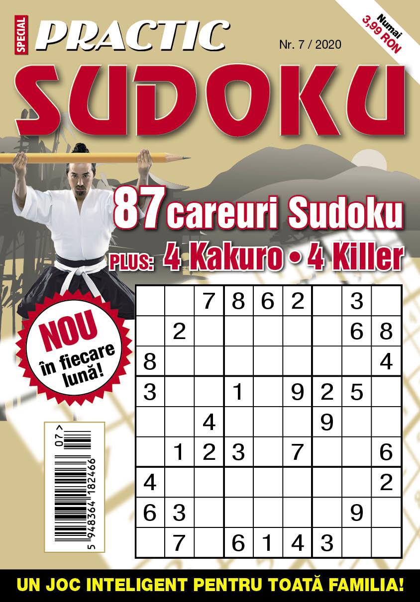 Practic Sudoku 07-2020