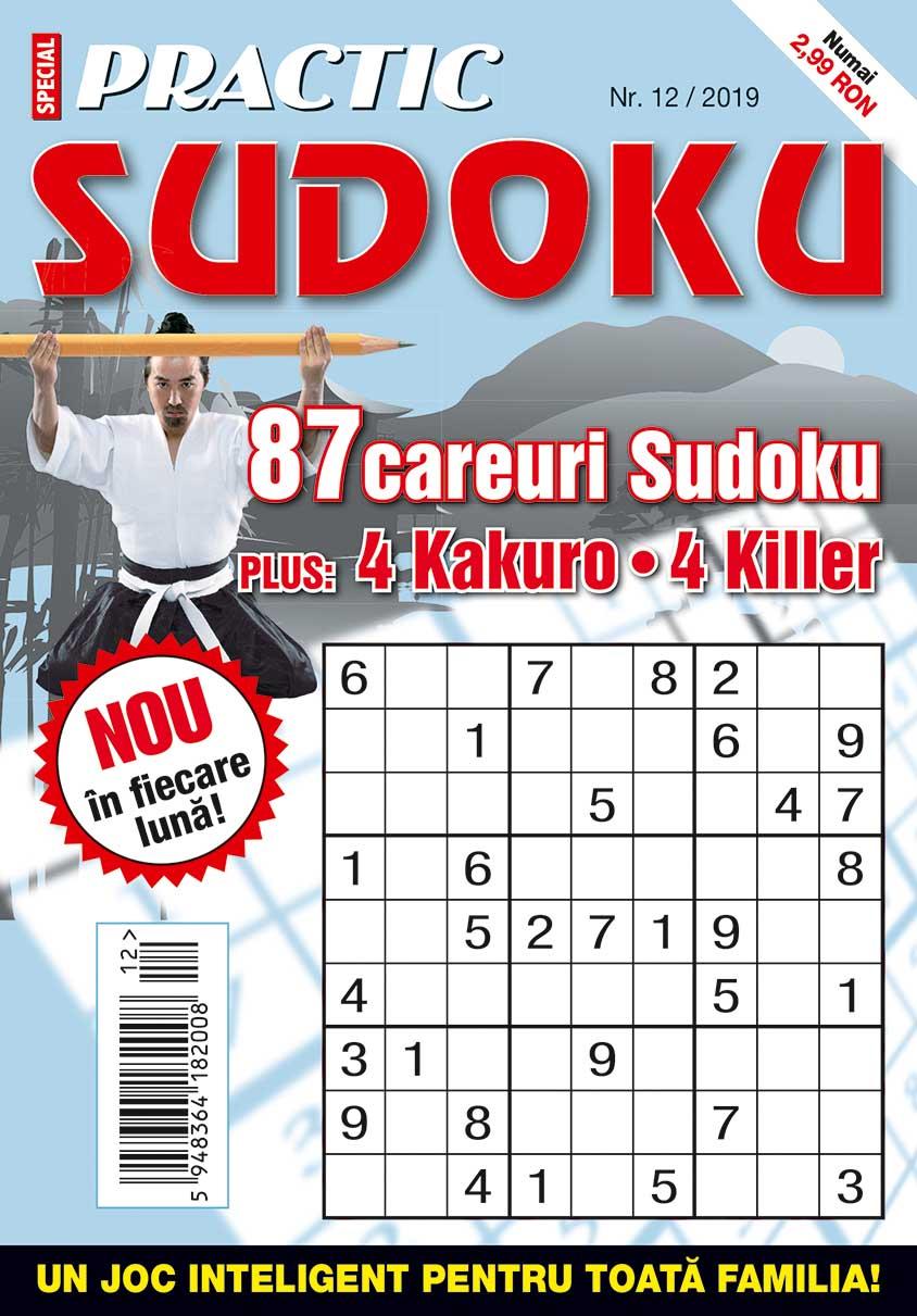 Practic Sudoku 12-2019