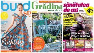 aparitii reviste
