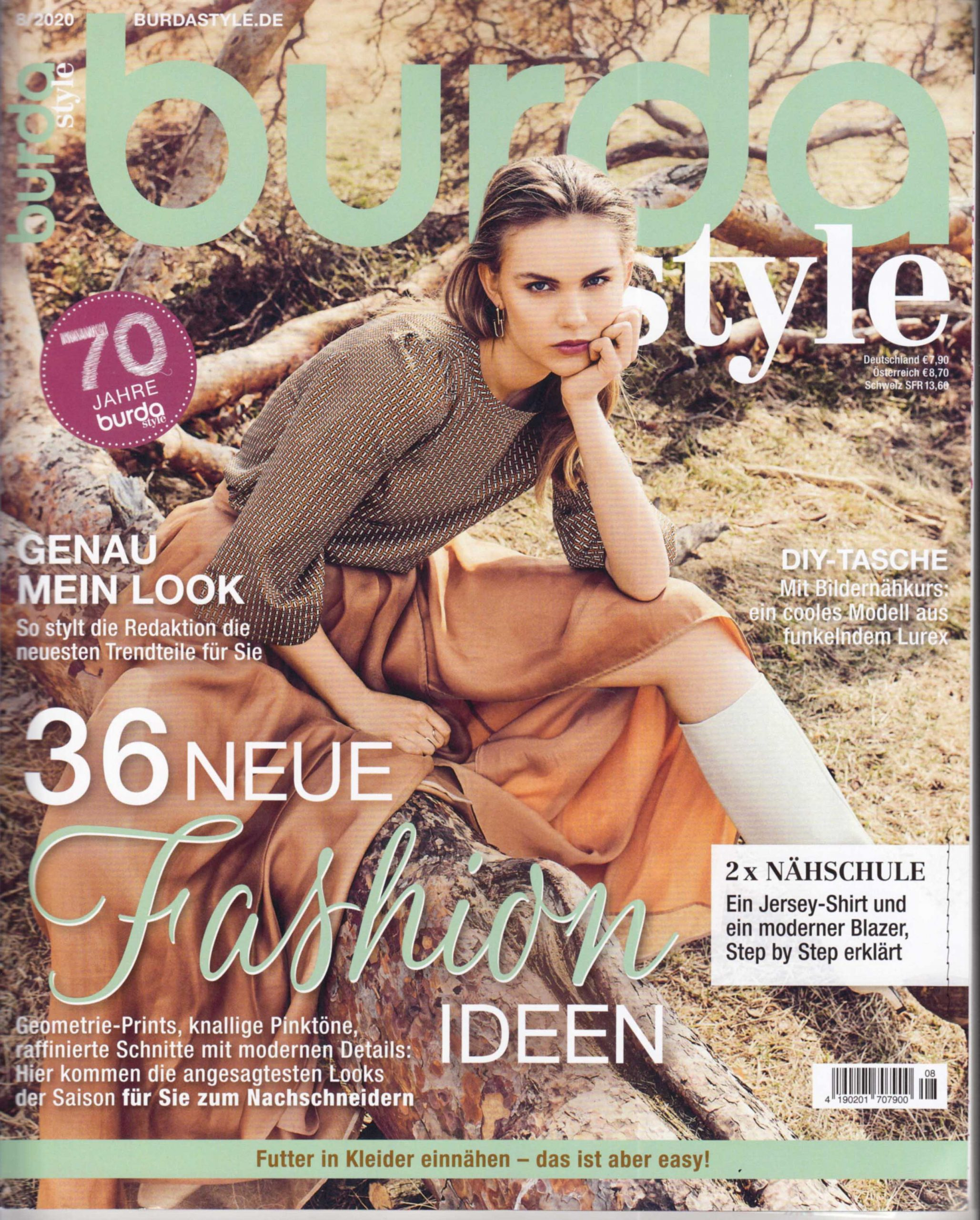 Burda Style 08-2020