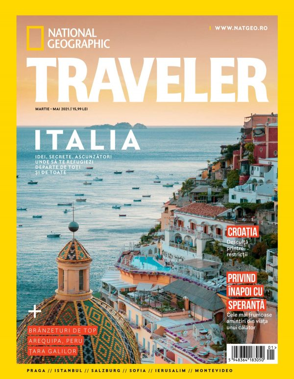 national geographic traveler primavara 2021
