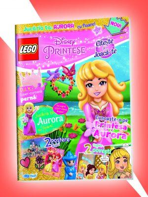 Lego Printese Disney