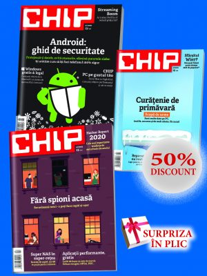 chip 3 reviste