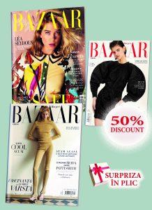 harper's bazaar 3 reviste