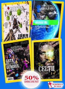 national geographic 4 reviste