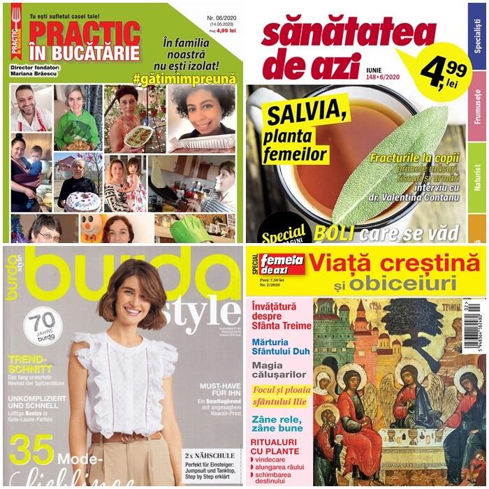 aparitii reviste 11-24 mai