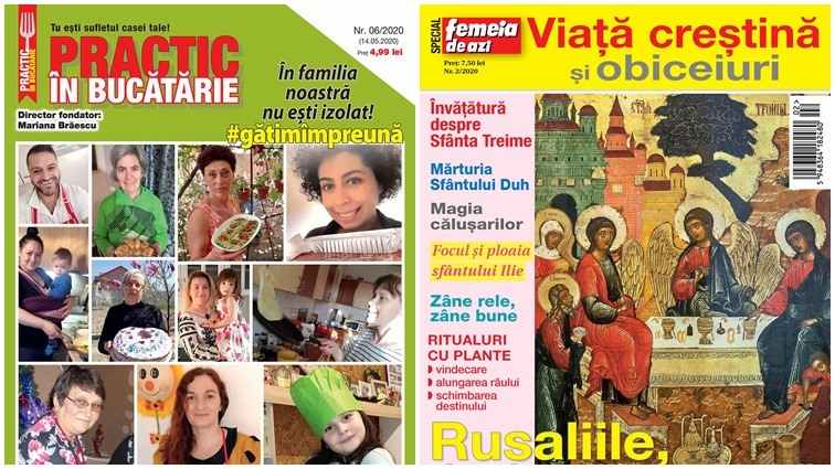 aparitiii reviste 11-24 mai