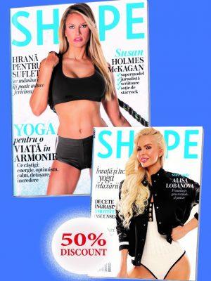 Shape 1 + Shape 50%