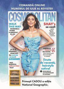 cosmopolitan iulie
