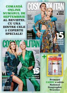 cosmopolitan septembrie