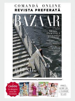 harper's bazaar 10/2020