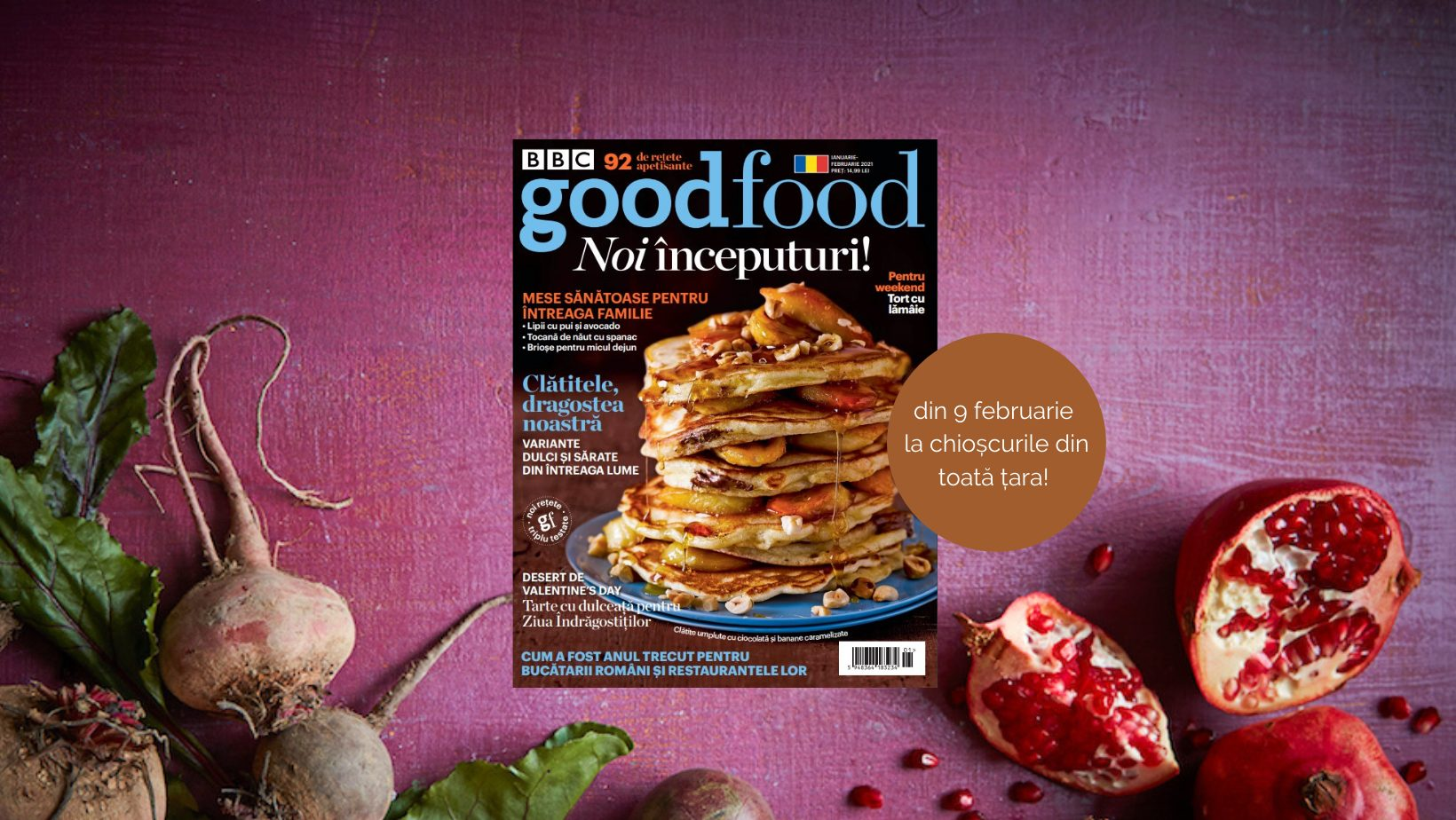 bbc good food romania