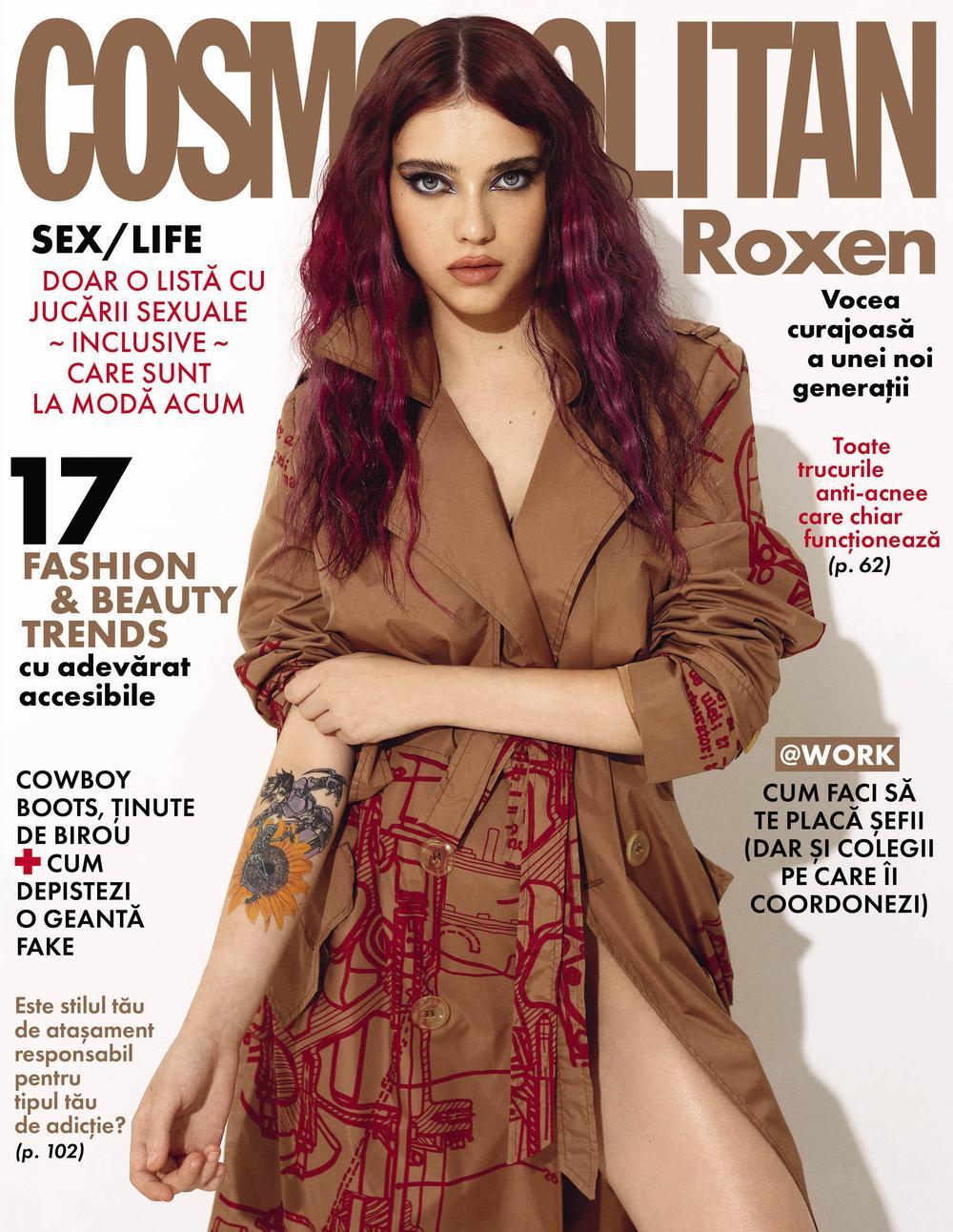 Cosmopolitan Cover oct 2021